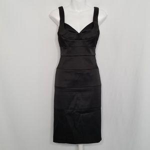 LONDON TIMES Little Black Dress Sz 10